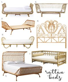 Sweet Rattan Dreams