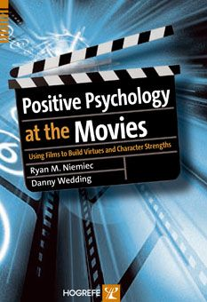 A list of the movies included in the book Positive Psychology at the Movies