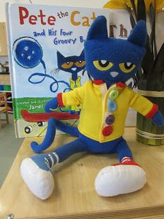 StrongStart: Pete the Cat's Belly Button