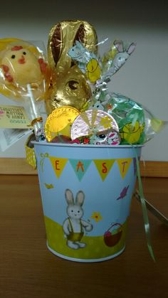 Easter Pail.