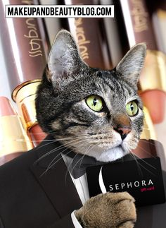 Win a Sephora gift card from Makeup and Beauty Blog