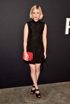 Kate Mara (Prada) - Novembro 2016 (Prada Presents Past Forward)