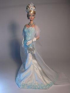 Barbie Neptune Daughter Artist Creations Italian O.O.A.K. Fashion Dolls by Alessandro Gatti e Giuseppe De Bellis