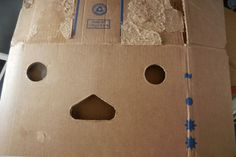Cardboard Boxes show their real face 656