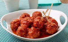 Excellent Meatballs & Marinara Sauce