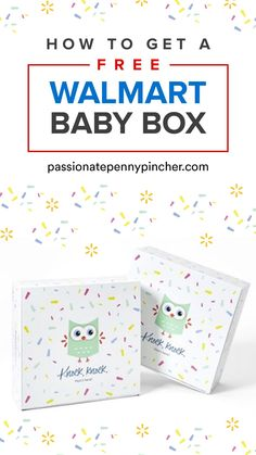 """Create a Baby Registry at Walmart and get a completely FREE Walmart Baby Box shipped to your door filled with fun samples, coupons, and more – valued at $40! Expecting a new little one?Head over to Walmart.com to see if you are eligible for a free Baby Welcome Box (with free shipping) whenever you create a baby registry!Just click """"Baby Welcome Box"""" down and to the left to claim your Walmart Baby Box. (This may not be visible on your mobile device). Size 1 Diapers, Walmart App, Baby Box, Free Baby Stuff, Baby Registry, Money Saving Tips, New Moms, Get One, Coupons"""