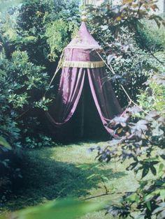secret forest fort