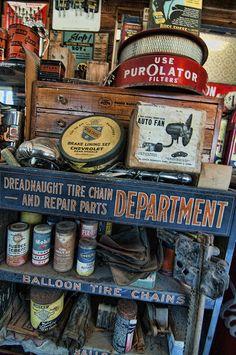 More from Zeller's Garage.