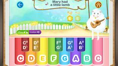 FREE app June 11th (reg 0.99) Little Piano Master: Super fun and interactive way for children to learn to play tunes and music. With so many songs available, you can spend hours playing and learning new songs. You'll find tons of notes and fascinating scenes as you browse through the game in your adventure to master the songs.