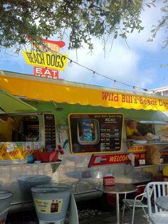 Wild Bill's Beach Dogs | Seaside, Florida | #SeasideCRA