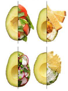 17 extrem leckere Avocado-Snacks, die Du unbedingt ausprobieren solltest