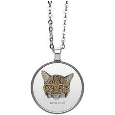 Hoping this new Cooper Bobcat UN4... inspires you to protect cats. 100% of profits supports cats from tabbies to tigers http://catrescue.myshopify.com/products/cooper-bobcat-un4686-circle-necklace?utm_campaign=social_autopilot&utm_source=pin&utm_medium=pin