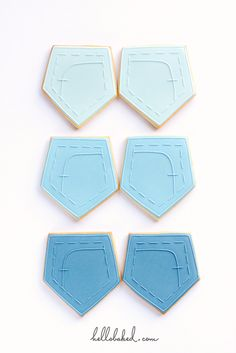 Denim pocket cookies