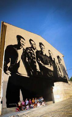 """""""5Boas"""" en Mallorca por Boamistura. 2012."""