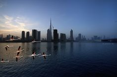 Dubai by Ummer Ta