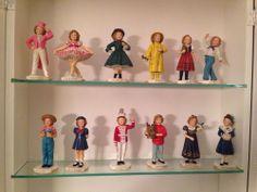 The Danbury Mint Shirley Temple Calendar Collection