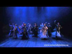 Dansa på möhippan   Layali Orientaliska Dansakademi