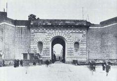 Porta Salaria, Piazza Fiume, <1921