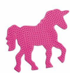 Strijkkralen legbord fantasy paard 06095