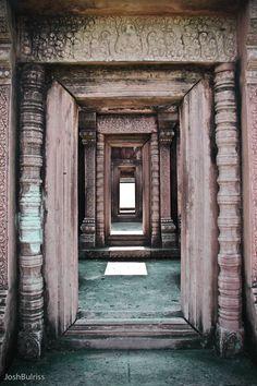 Temple, Khon Kaen, Thailand