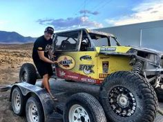 Branden Sims is sponsored by Polaris, Lonestar Racing, ITP Tires, Method Race Wheels, Fox Shocks, Baja Designs, Factory UTV, Beard, Rugged Radios, Trinity Racing, Northern Az Auto & Off-road and Sims Motorsports