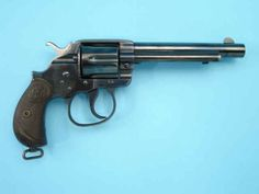 Colt Revolvers | Priced in Auctions : Colt Model 1902 Alaskan Double Action Revolver U ...