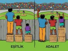 #eşitlik ve #adalet