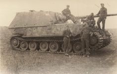 The World's newest photos of ferdinand and panzer - Flickr Hive Mind