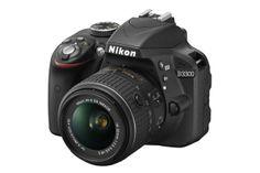 D3300 with new AF-S DX Nikkor 18-55mm f/3.5-5.6 G VR II kit lens