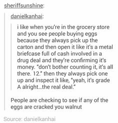 """In the words of tumblr """"You Walnut!"""""""