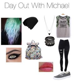 5SOS Michael Clifford picture preference 5sos Inspired Outfits, 5sos Outfits, Cute Emo Outfits, Band Outfits, Character Inspired Outfits, Casual School Outfits, New Outfits, Spring Outfits, Greaser Outfit