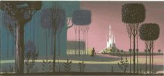 eyvind earle - Google Search by lowercase rach