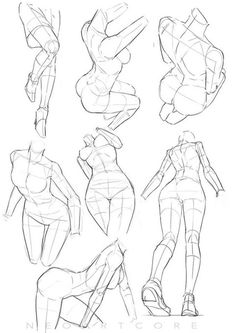 Images of figure drawing tutorial - Drawing Practice, Drawing Skills, Drawing Poses, Drawing Techniques, Drawing Tips, Figure Drawing, Drawing Sketches, Sketching, Drawing Lessons