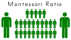 Student Teacher Ratio in Primary Montessori Montessori Theory, Montessori Education, Montessori Classroom, Student Teacher, Kid Stuff