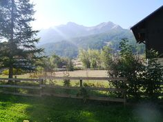 View from Chamoissiere in Summer Alps, Holidays, Mountains, Nature, Summer, Photos, Travel, Green Houses, Holidays Events