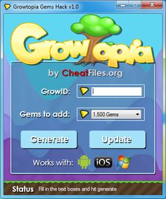 How to get 100% working growtopia hack? Click here http://cheatfiles.org/growtopia-hack/