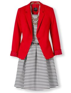 Image result for red blazer