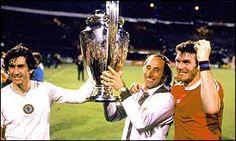 1982. Aston Villa vs Bayern München