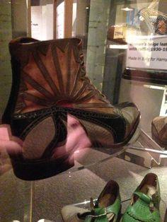 Northampton footwear museum