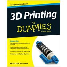 3D Printing For Dummies   Officeworks