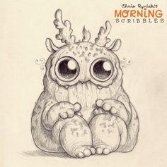 Morning+Scribbles+#220