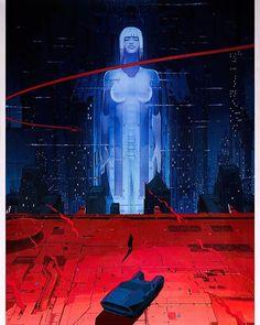 Alternative #BladeRunner2049 poster -- Author: @kilianeng