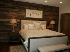 How to Renew Reclaimed Wood Bedroom Furniture - LightHouseShoppe.com - Reclaimed Wood Bedroom Furniture