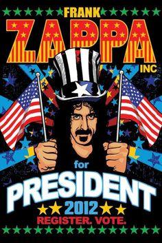 www.panicposters.com media catalog product cache 1 image f63dc5ec28f3175f8a7f615bd217eb71 p p pp32905-zappa-president-poster.jpg
