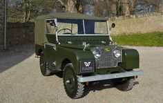 eBay: Land Rover Series 1 80″ 1951 Model Year Fantastic Condition #pre1960s #cars