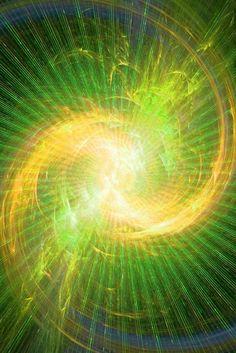 St. Rafael, energy, green energy healing
