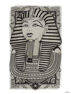 EGYPTIAN WOMAN » Piero