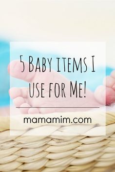 5 Baby items I use for Me by Natalie Brown - www.mamamim.com Confessions of a Crummy Mummy Baby Products Baby Shampoo Sudocrem Cadbury Freddos