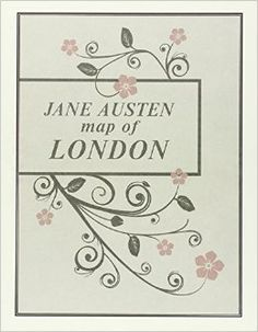 Jane Austen Map of London Map – Folded Map, October 12, 2015. by Aventuras Literarias (Cartographer). Product Dimensions: 10.1 x 0.3 x 7.9 inches. EA.