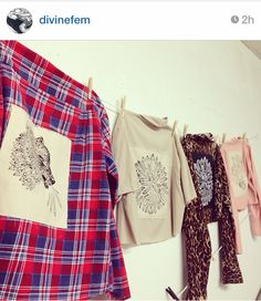 Patches / Prints of Fabric